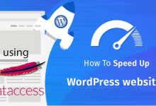 Photo of Increase WordPress Page Speed 5x Using Htaccess Optimization