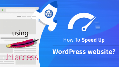 Photo of Increase WordPress Page Speed 5x Using Htaccess Optimization