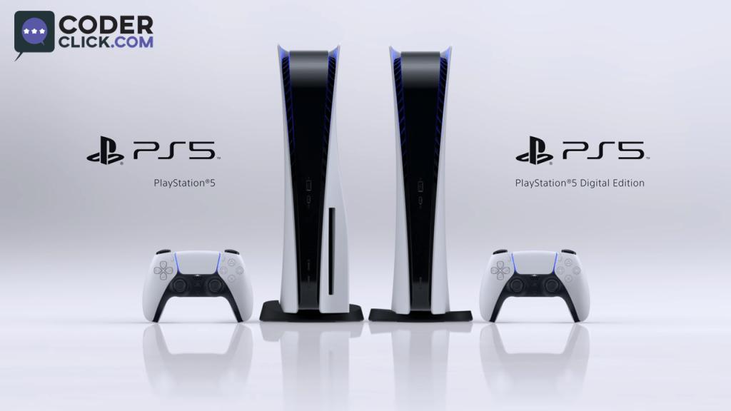 PlayStation 5 & PlayStation 5 Digital Edition