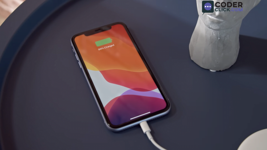 iPhone 11 Charging