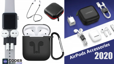 Photo of 7 Best AirPods Accessories In 2020