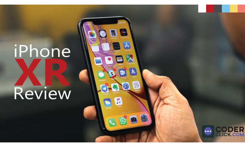 iphone xr a getgo device from android