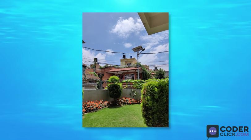 OnePlus Nord Main Camera Image