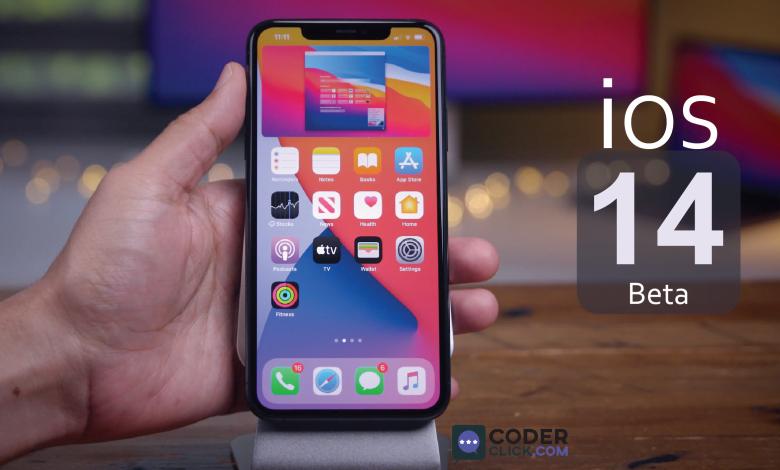 iOS 14 beta new features