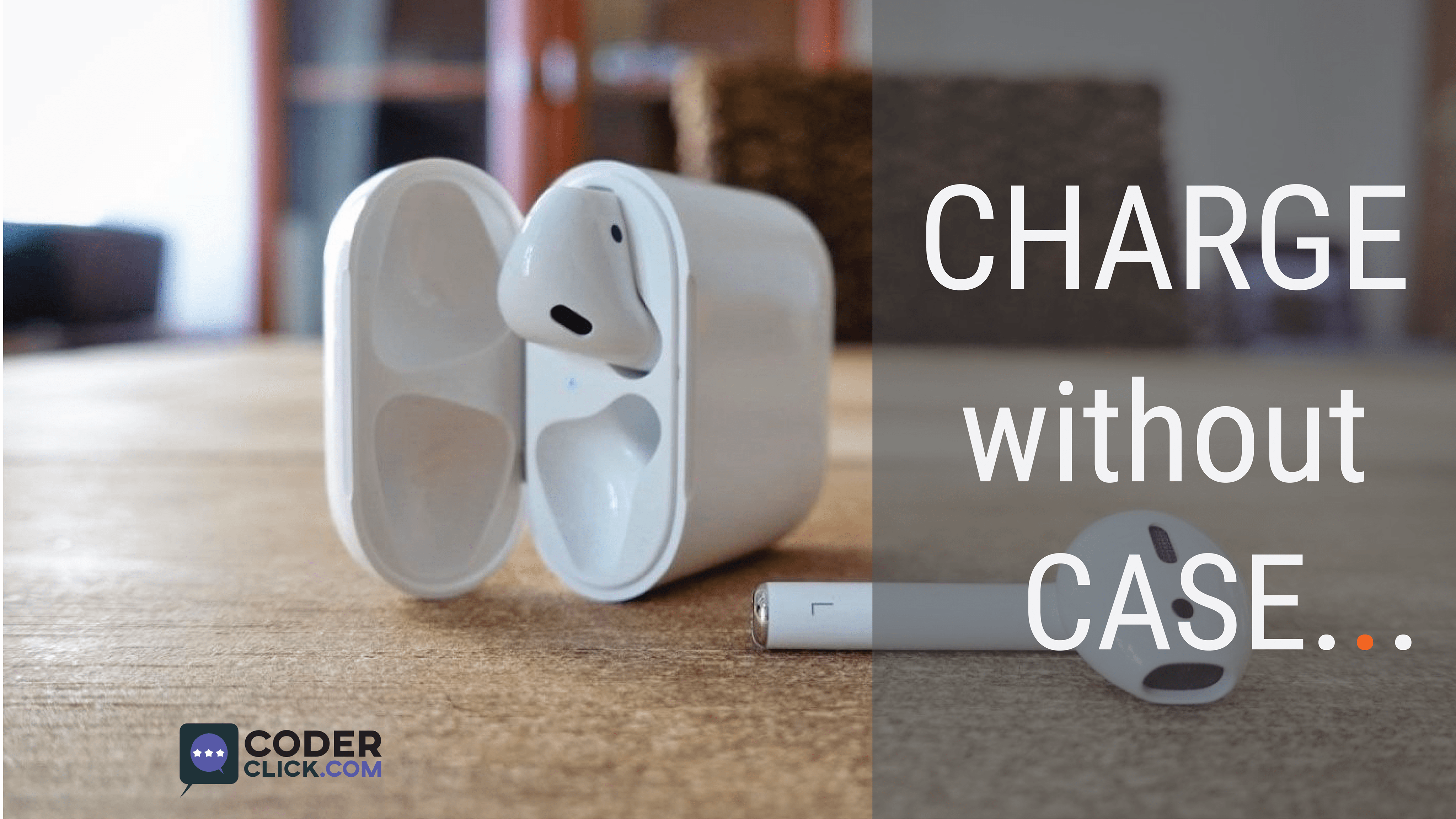 Discover How To Charge Airpods Without Case Effortlessly