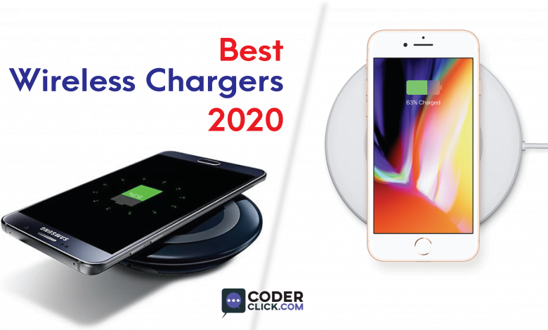 best fast wireless charger for Android or iPhone