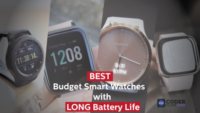Best Budget Smartwatches with Long Battery Life