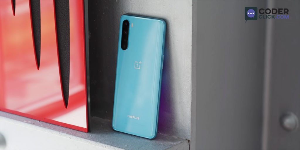 OnePlus Nord Back Part