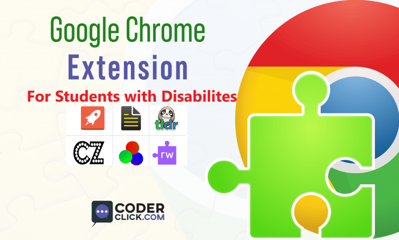 chrome extensions for students with disabilities