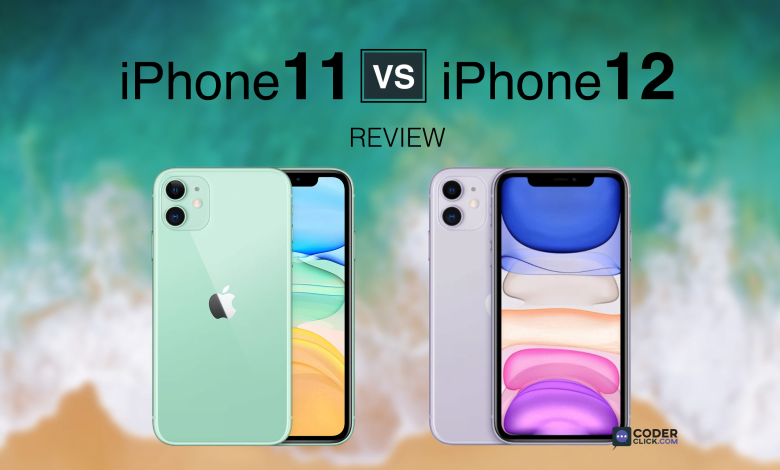 iphone 11 vs iphone 12
