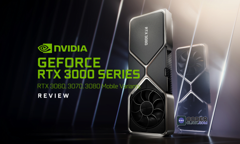 nvidia geforce rtx 3000 gaming gpu series