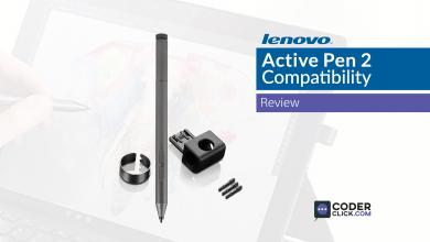 Lenovo Active Pen 2 Compatibility