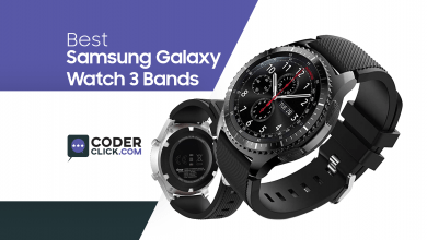 best samsung galaxy watch 3 bands
