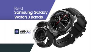 best samsung galaxy watch 3 bands