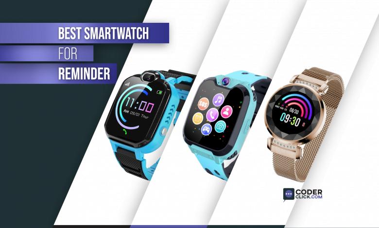 best smartwatch for reminder