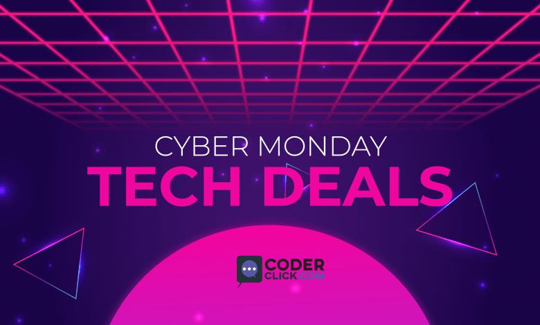 black friday and cyber monday deals tech deals