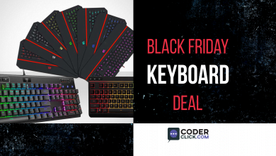 black friday keyboard deal