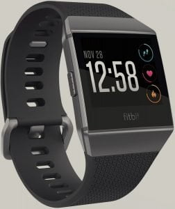 fitbit iconic review