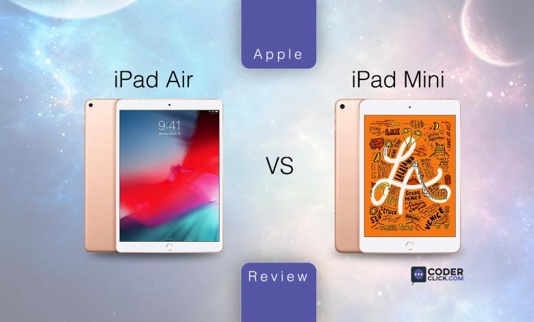 ipad air vs mini
