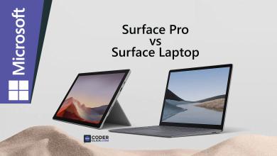 surface pro vs laptop