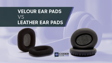 velour vs leather ear pads