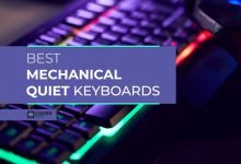 best mechanical quiet keyboards