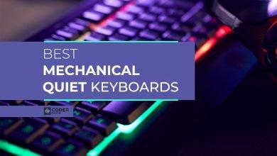 best mechanical quiet keyboards