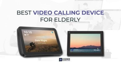 best video calling device for elderly