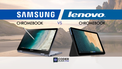 Lenovo vs Samsung Chromebook
