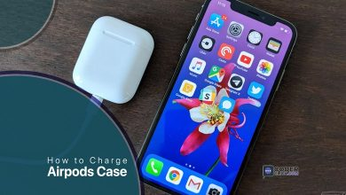 how to charge Airpods case