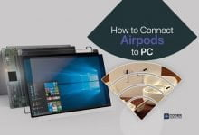 How to Connect Airpods to PC