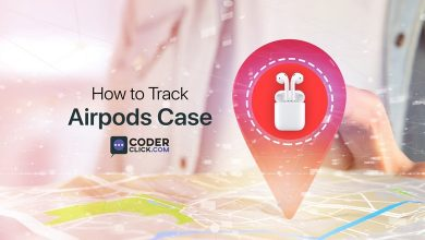 How to Track Airpods Case