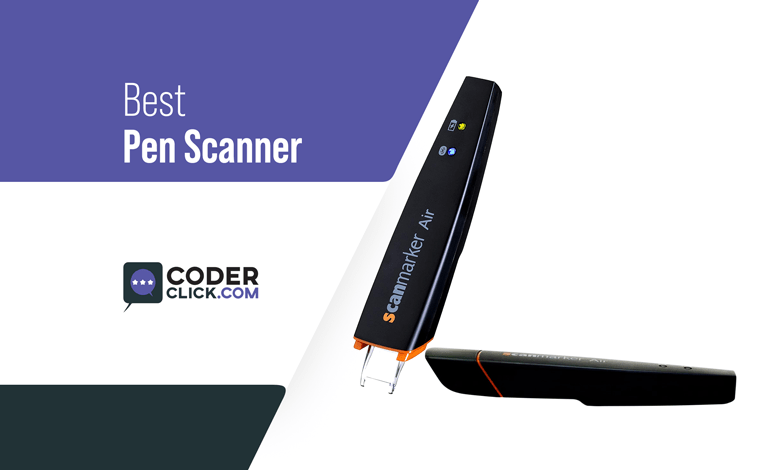 best pen scanner